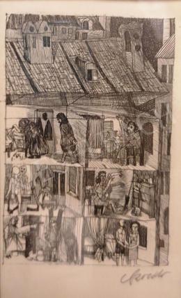 Kondor, Béla - City Scenes