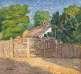 Hollósy Simon - Napsütötte kert (Nagybánya)