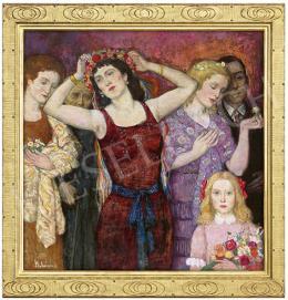 Belányi Viktor - A nő aranykora (A nő életútja), 1920 előtt