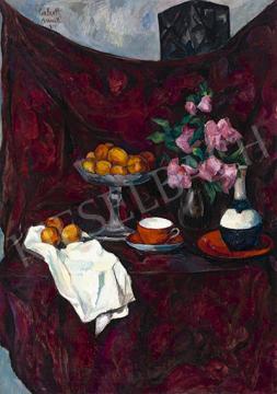 Eladó  Perlrott Csaba Vilmos - Csendélet, 1914 festménye
