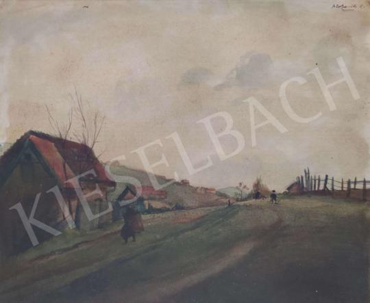 For sale  Istókovits, Kálmán - Homeward 's painting
