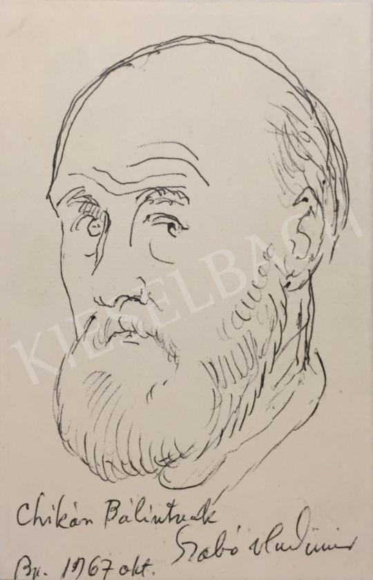 For sale  Szabó, Vladimir - Self Portrait, 1967 's painting