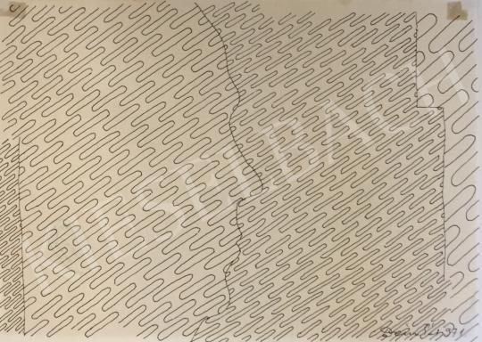 Eladó  Deim Pál - Önarckép, 1971 festménye