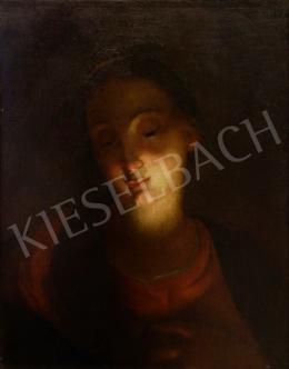 Ismeretlen olasz festő, 1700 körül - Madonna