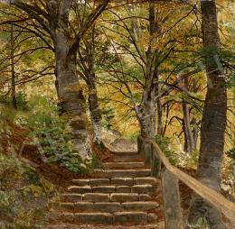 Gundelfinger, Gyula - Castle Park