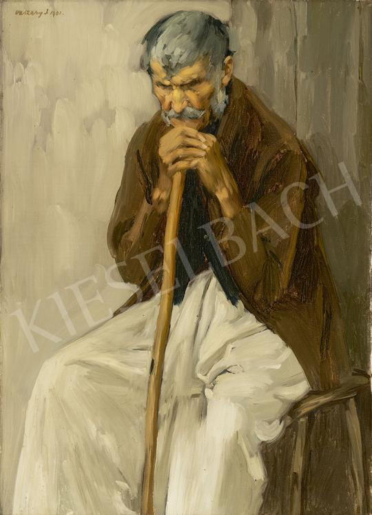 Vaszary János - Délutáni pihenő, 1902 festménye