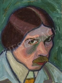 Sassy, Attila - Fauves Self-Portrait, 1910's