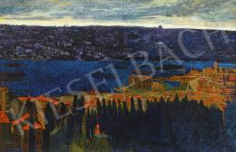 Nagy, Sándor - Evening in Constantinople, around 1911