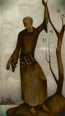 Basilides, Sándor - Saint Francis, 1928