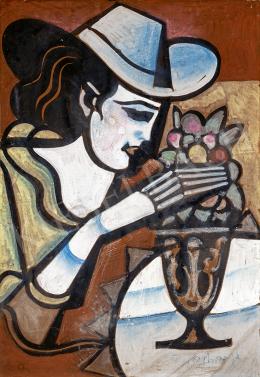 Scheiber, Hugó - Art Deco Florist, 1930's