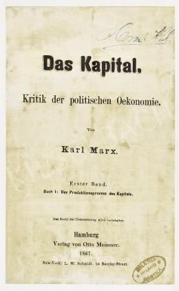 Lakner, László - Das Kapital, 1974