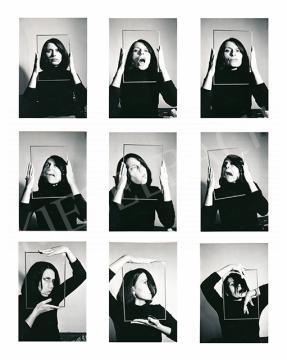 Ladik Katalin - Poemim, 1978/2016 festménye