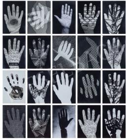 Nádor, Katalin - Untitled (Hands), c. 1970