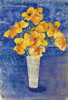 Kazovszkij, El - Field Flowers in a Vase