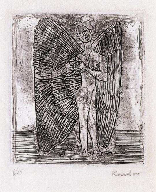 Kondor Béla - Ikarus | 6. Aukció aukció / 231 tétel