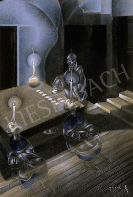 Jaschik, Álmos, - Fortune Teller