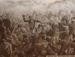 Budai Tibor - Kinizsi Pál, kenyérmezei csata