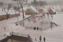 Dobroszláv Lajos - Téli táj