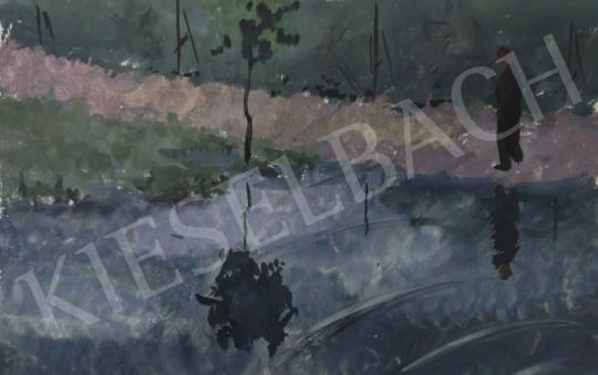 Eladó Tamás Ervin - Tükröződés, 1959 festménye