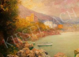Háry Gyula - Mediterrán tengerpart (Abbázia)