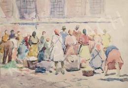 Kássa Gábor - Piaci forgatag