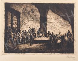Rudnay, Gyula - Aristocratic Feast
