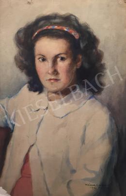 Kássa Gábor - Színes hajpánt, 1939