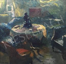 Kássa Gábor - Az otthon fényei (Hommage a Szőnyi)