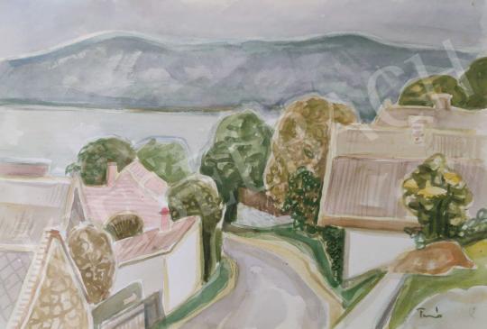 Eladó Tamás Ervin - Balaton felé festménye