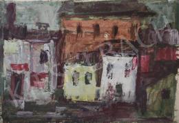 Tamás Ervin - Színes házak, 1959