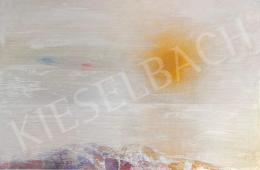 Balogh Ervin - Reggeli fények a Balatonon