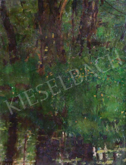Eladó Kóbor Henrik - Csend festménye