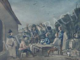 Rudnay, Gyula - Revelers