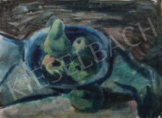 Eladó Tamás Ervin - Gyümölcsök, 1949 festménye