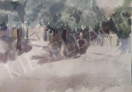 Tamás Ervin - Napsütés, 1955