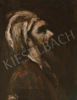 Ismeretlen festő - Férfi portré