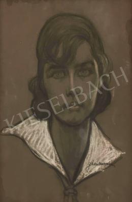 Gábor Móric - Női portré