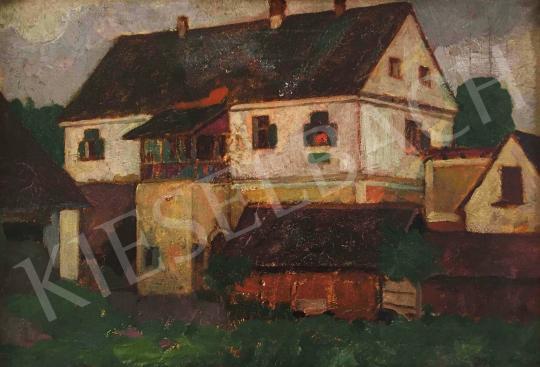 Eladó  Gábor Móric - Délutáni fények festménye
