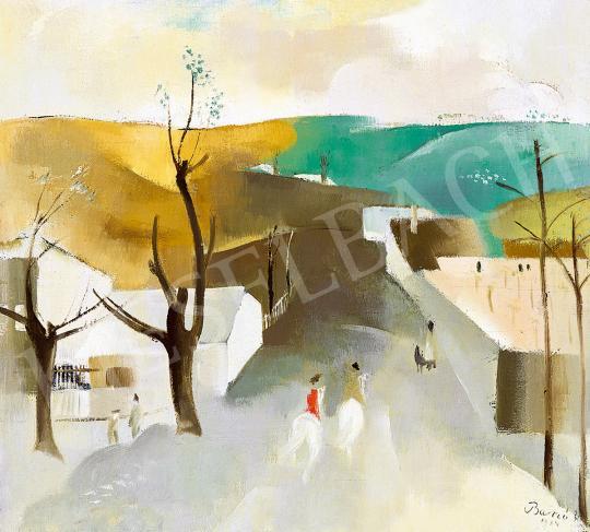 Eladó Barzó Endre - Kilovaglás festménye