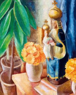 Gábor Jenő - Műtermi csendélet, 1930 körül