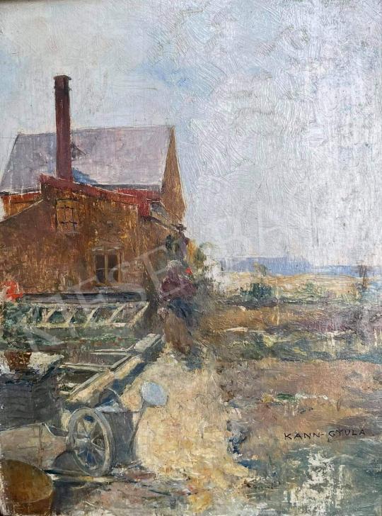 For sale Kosztolányi Kann, Gyula - Summer 's painting