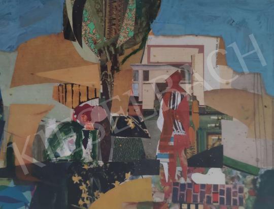 Eladó Tamás Ervin - Strandon, 1969 festménye