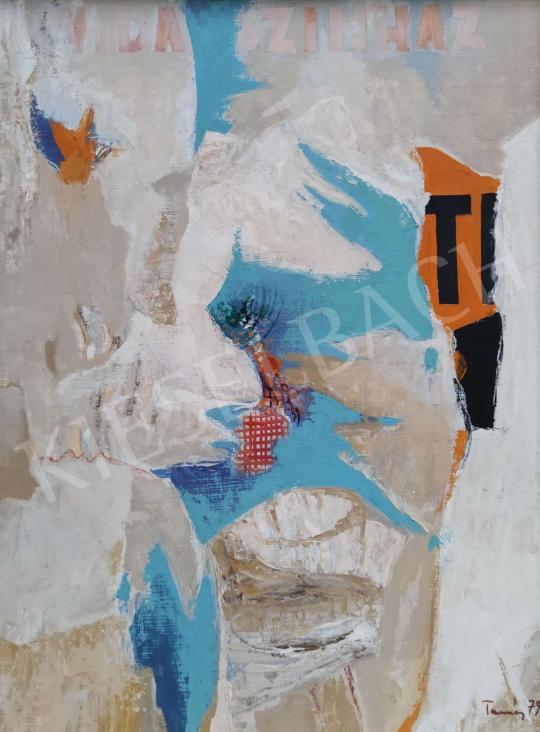 Eladó Tamás Ervin - Plakátok, 1979  festménye