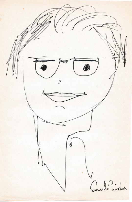 For sale  Szántó, Piroska - Self Portrait 's painting