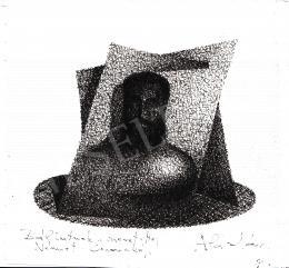 Németh Aladár - Önarckép