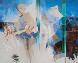 Tamás Ervin - Nyár (Adriai tenger), 1984
