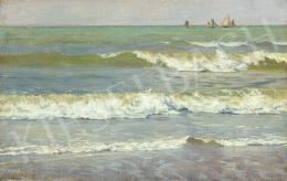 Nádler Róbert - Hullámok az Atlanti óceán partján