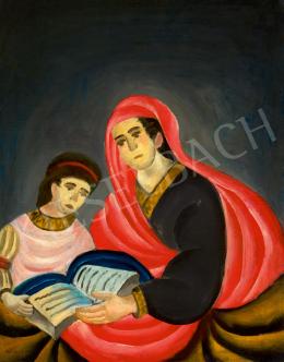 Bohacsek, Ede - St.Ann (St.Ann with Maria), 1913