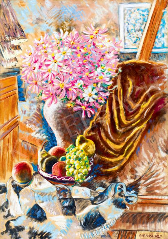 Eladó Farkasházy Miklós - Műtermi csendélet, 1930-as évek közepe festménye