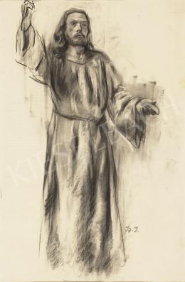 Szőnyi István - Áldó Jézus